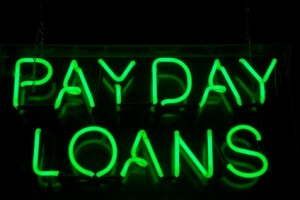 """""""Payday Loans"""""""